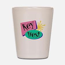 1960's Key West - Shot Glass