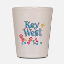 Key West Flip Flops - Shot Glass