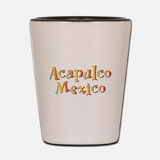 Acapulco Mexico - Shot Glass