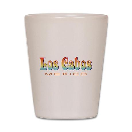 Los Cabos - Shot Glass