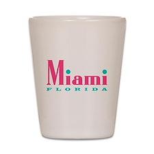 Miami - Shot Glass