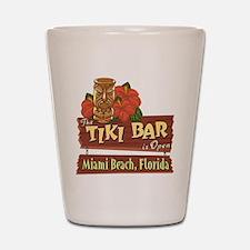 Miami Beach Tiki Bar - Shot Glass