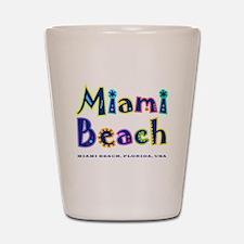 Miami Beach - Shot Glass
