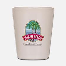 Classic Miami Beach - Shot Glass