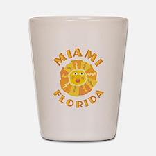 Miami Sun - Shot Glass