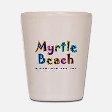 MB Tropical Type - Shot Glass