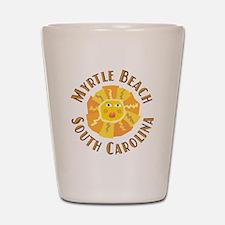 Myrtle Beach Sun - Shot Glass