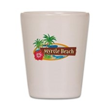 Classic Myrtle Beach - Shot Glass