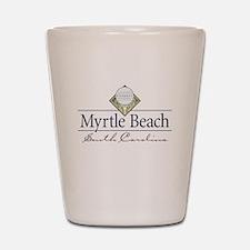 Myrtle Beach golf - Shot Glass