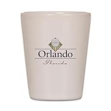 Orlando Golf - Shot Glass