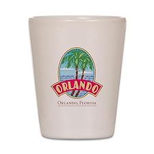 Classic Orlando - Shot Glass