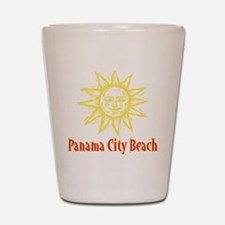 Panama City Beach Sun - Shot Glass