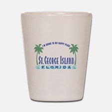 St. George Happy Place - Shot Glass