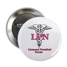 "Unique Lpn 2.25"" Button (10 pack)"