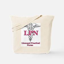 Funny Lpn Tote Bag