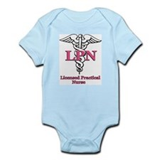 Funny Lpn Infant Bodysuit