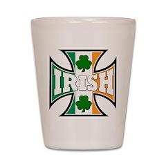 Irish Pride Shot Glass