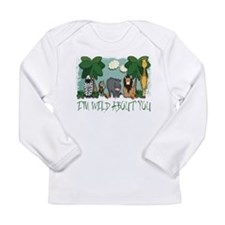 Lil' Boys Long Sleeve Infant T-Shirt