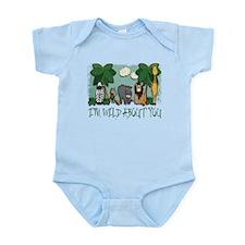 Lil' Boys Infant Bodysuit