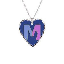 M is for Marriage Necklace