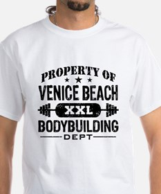 Property Of Venice Beach Bodybuilding Shirt