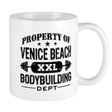 Property Of Venice Beach Bodybuilding Mug