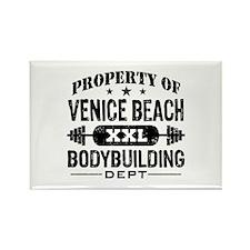 Property Of Venice Beach Bodybuilding Rectangle Ma