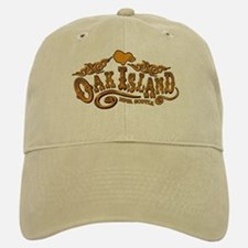 Oak Island Saloon Hat