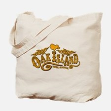 Oak Island Saloon Tote Bag