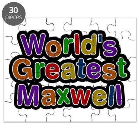 World's Greatest Maxwell Puzzle