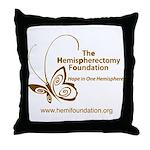 Hemi Foundation Throw Pillow