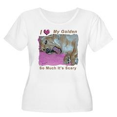 Love My Golden T-Shirt