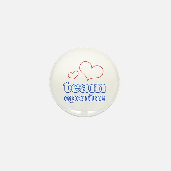 Team Eponine Mini Button (10 pack)