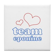 Team Eponine Tile Coaster
