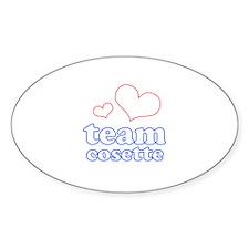 Team Cosette Decal