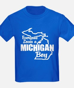 Michigan Boy T