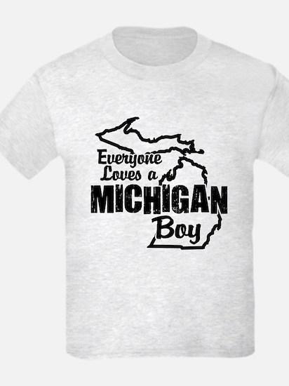 Michigan Boy T-Shirt