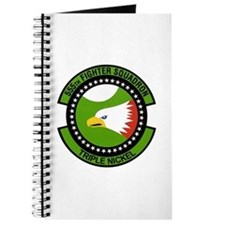 555th Fighter Squadron Journal