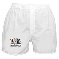 German Shepherd Fan Boxer Shorts