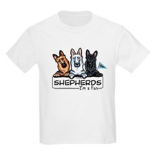 German Shepherd Fan T-Shirt