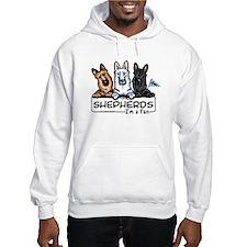German Shepherd Fan Hoodie