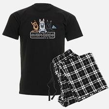 German Shepherd Fan Pajamas