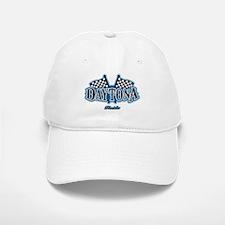 Daytona Flagged Baseball Baseball Cap