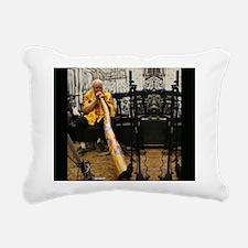 Didgehealing Rectangular Canvas Pillow