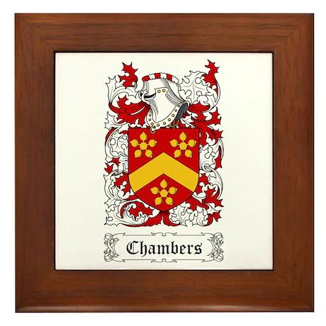 Chambers Framed Tile