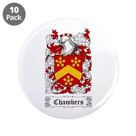 """Chambers 3.5"""" Button (10 pack)"""