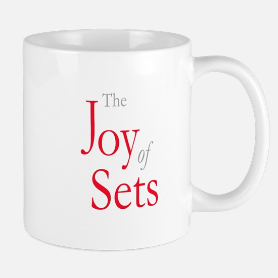 The Joy of Sets Mug