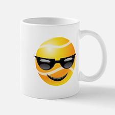 Smiley Tennis Mug