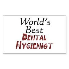 Unique Hygienist Decal