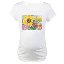 Courtney's Sunflower Shirt